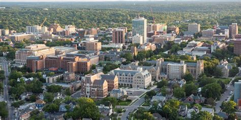 Of Michigan Arbor Mba Cost by Housing Transportation Of Michigan