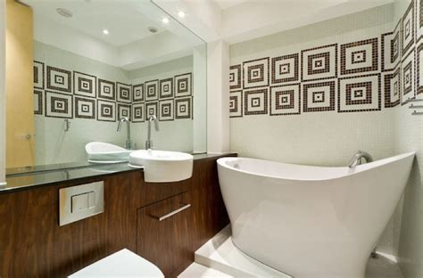 Creative Small Bathroom Ideas Colorful Ideas To Visually Enlarge Your Small Bathroom