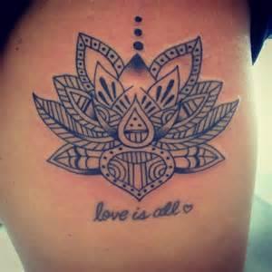 Lotus Tat My Lotus Flower Tattoos Lotus The
