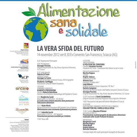 articoli alimentazione alimentazione sana e solidale la vera sfida futuro
