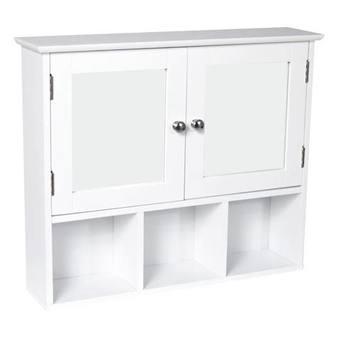 wall mounted bathroom cabinets uk milano bathroom white wall mounted mirror double door
