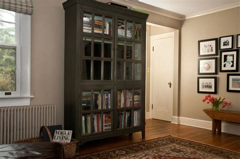 tv cabinet traditional living room by m house designs