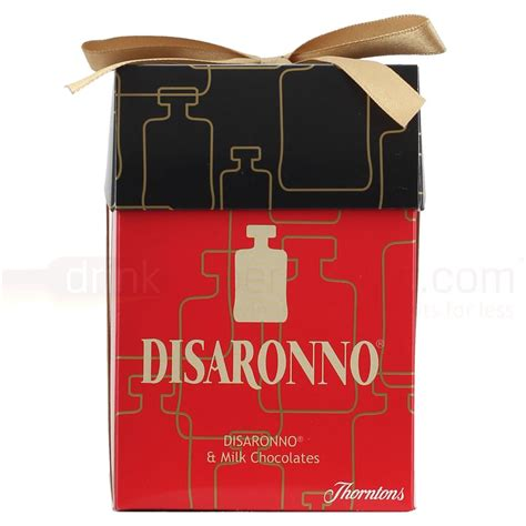 disaronno liqueur 5cl miniature truffles gift box buy