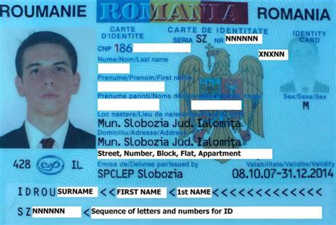design id card doc how do you get identification document number of ielts exam