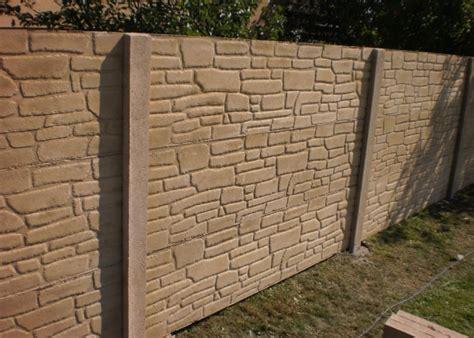 vzor kamen skladany ploty ostrava