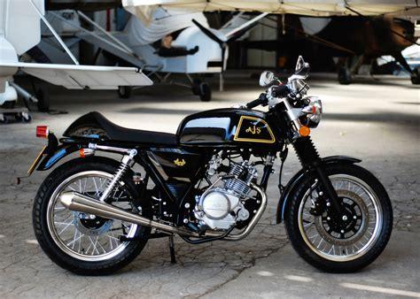 Motorrad 125 Retro ajs cadwell ein schickes 125er retro bike spothits