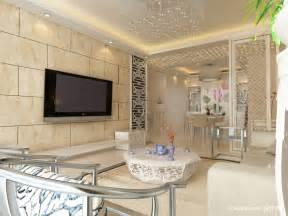 drawing room wall design 家庭装修瓷砖电视背景墙装修效果图 土巴兔装修效果图