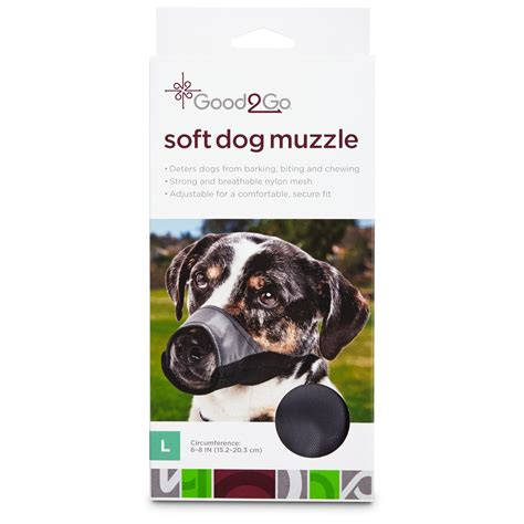 muzzle petco good2go muzzle petco