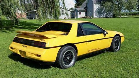 1988 Pontiac Fiero Formula For Sale by 1988 Pontiac Fiero Formula For Sale Pontiac Fiero