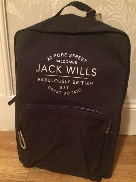 Feeble Bag Maroon Agats new navy wills backpack rucksack school overnight bag o connell schools and wills