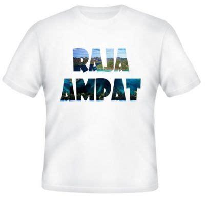 Kaos T Shirt Hai Papua kaos raja at kaos premium