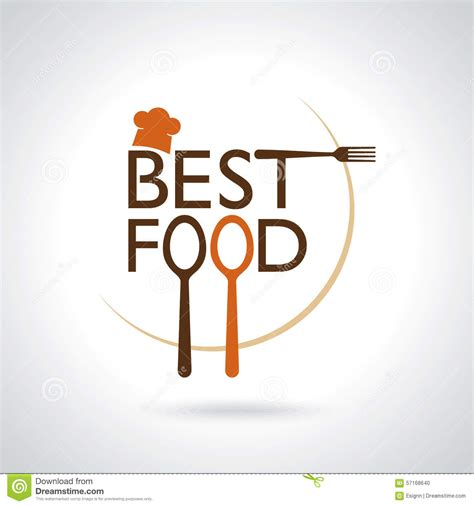Food Signs Template Best Food Vector Icons Sign Symbol Template Stock Vector Image 57168640