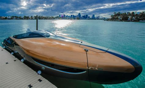 lexus boat lexus sport yacht concept with technology of a supercar