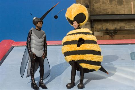Stylefoul Jerry Seinfeld In Bee Costume by Updated Bee Teaser Animated Views
