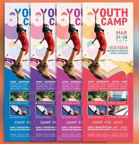 19 Youth C Flyer Free Premium Psd Vector Png Jpg Downloads Youth Flyer Templates