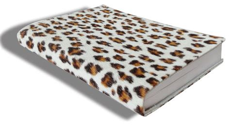 Leopard Desk Accessories Leopard Print Leather Journal Transitional Desk Accessories