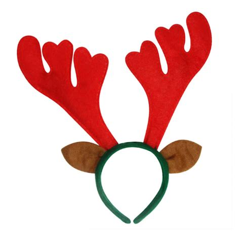 wholesale reindeer antler headband christmas novelty