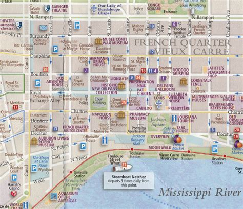 map of quarter maps update 27821888 new orleans quarter tourist map new orleans quarter