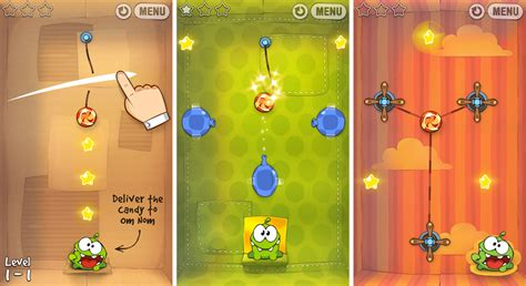 Cutting Rope Games | cut the rope android game