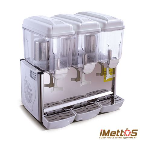 refrigerated refrigerated juice dispenser