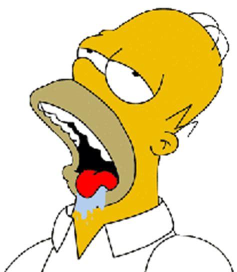 Drooling Meme - homer simpson drooling