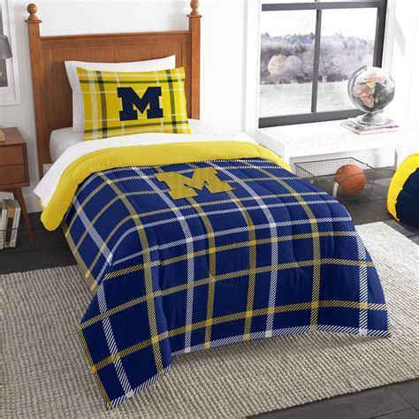 ncaa bedding set university of michigan shop your way