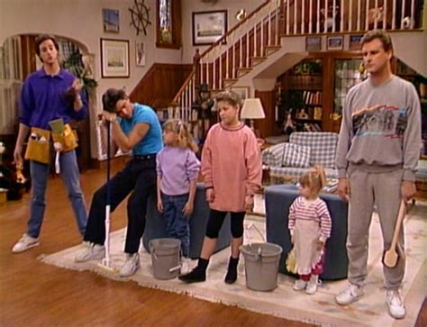 full house season 7 season 2 episode 18 goodbye mr bear