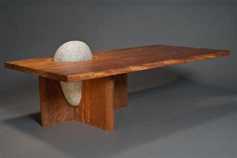 Handmade Custom Furniture - eddy coffee table solid wood table seth rolland