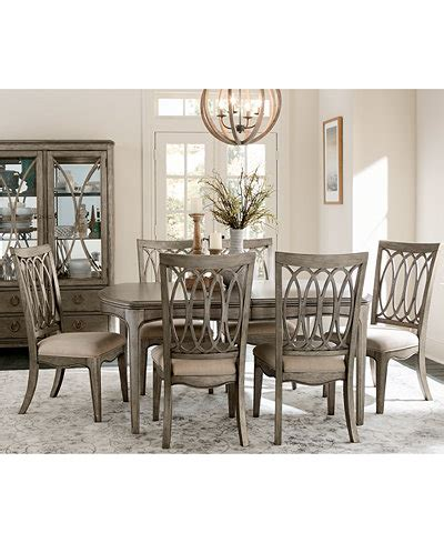 hayley dining room set kelly ripa home hayley dining furniture collection