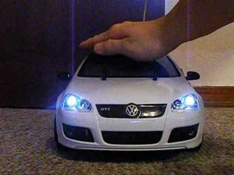 golf 5 beleuchtung golf 5 rc car mit beleuchtung