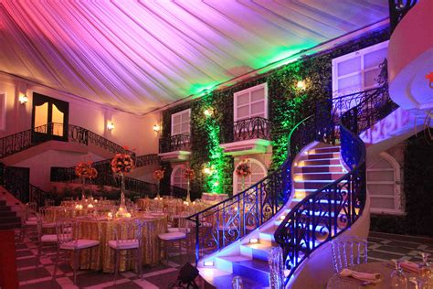 Pop Interior Design by Hanging Gardens Events Venue