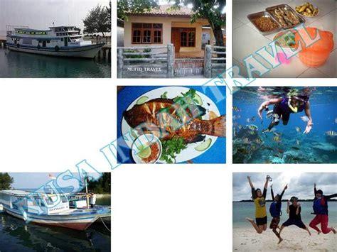 Box Paket 5 Novel Anak Paling Keren paket pulau harapan kapal feri tradisional ojek murah