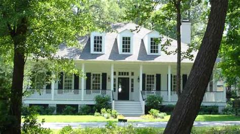 Southern Living Low Country House Plans Lafayette Parish House R N Black Associates Inc Southern Living House Plans