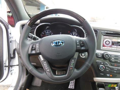 2013 Kia Optima Steering Problems 2013 Kia Optima Sx Limited Steering Wheel Photos