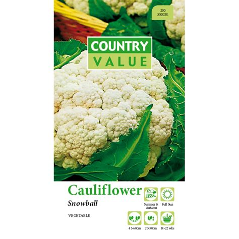 value added product from vegetable bunnings country value country value snowball cauliflower