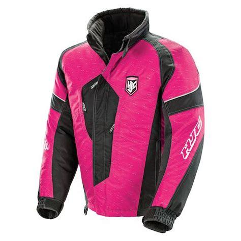 Parka Pink Mc T1310 hjc s jacket revzilla