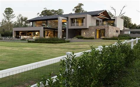 contemporary farmhouse modern luxury farmhouse with emphasis on entertaining