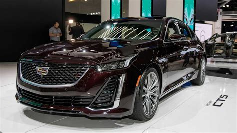 2020 Cadillac Ct5 Horsepower by 2020 Cadillac Ct5 Debuts Says Goodbye To Cts Update