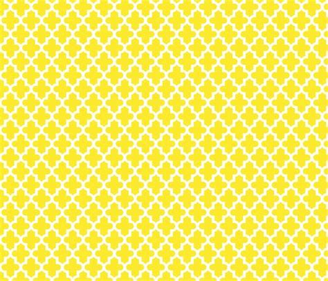 yellow moroccan pattern yellow moroccan fabric sweetzoeshop spoonflower