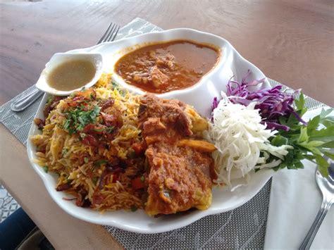 Nasi Briyani Biryani Kambing Promo tanah aina cafe kuala lumpur