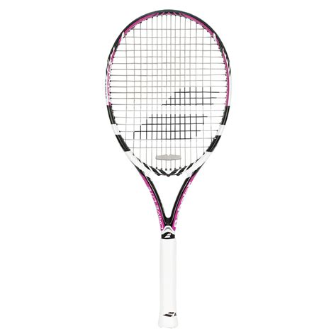 drive lite black and pink tennis racquet