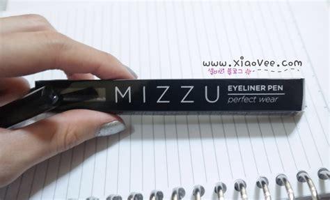 Eyeliner Terjangkau xiao vee mizzu eyeliner pen