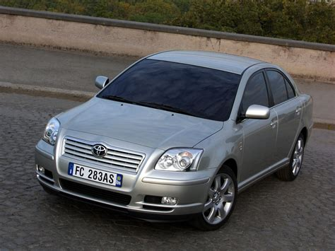 toyota avensis toyota avensis picture 4148 toyota photo gallery