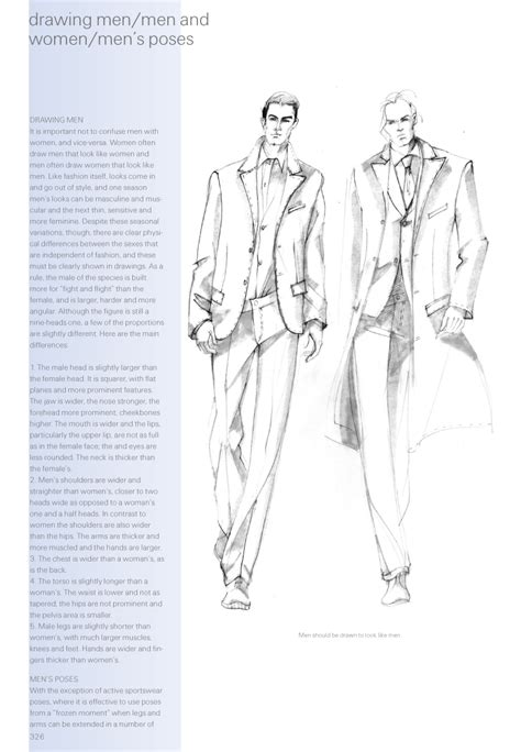 9 heads a guide to drawing fashion 3rd edition nancy fashion matters page gallery