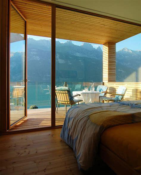wood bedroom interior design  switzerland homemydesign