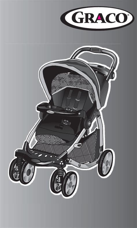 graco stroller  user guide manualsonlinecom