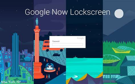 google now images google now lockscreen by scoobsti on deviantart