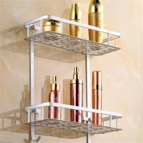 rak dinding kamar mandi aluminium grosir cirebon