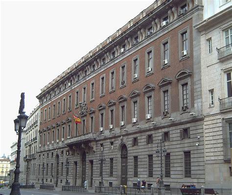 economia sede sede ministerio de hacienda de la calle economia