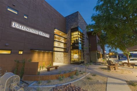 friendship house award recognizes new way of building senior living facilities sundt